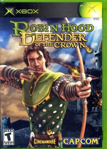 Xbox Robin Hood Defender Of The Crown
