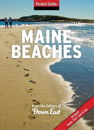Publishers Of Down East Maine Beaches Pocket Guide