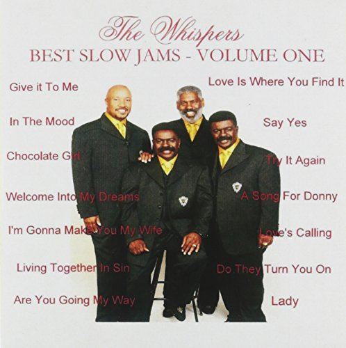 Whispers Vol. 1 Best Slow Jams