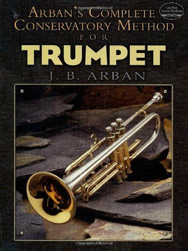 Jb Arban Arban's Complete Conservatory Method For Trumpet