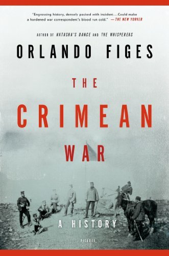 Orlando Figes The Crimean War A History