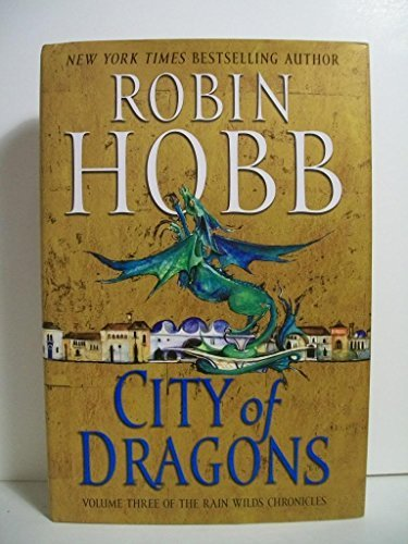 Robin Hobb City Of Dragons