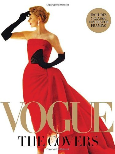 Hamish Bowles Vogue The Covers [with 5 Classic Covers For Framing]