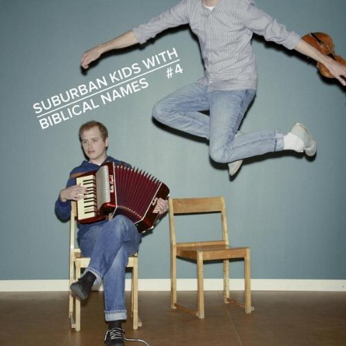 Suburban Kids With Biblical Na #4 Ep