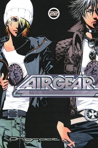Oh!great Air Gear Volume 22