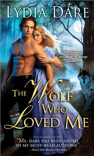 Lydia Dare The Wolf Who Loved Me