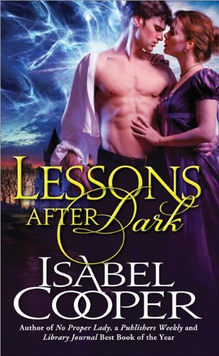 Isabel Cooper Lessons After Dark