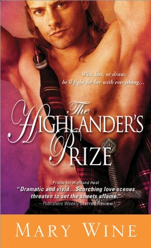 Mary Wine The Highlander's Prize