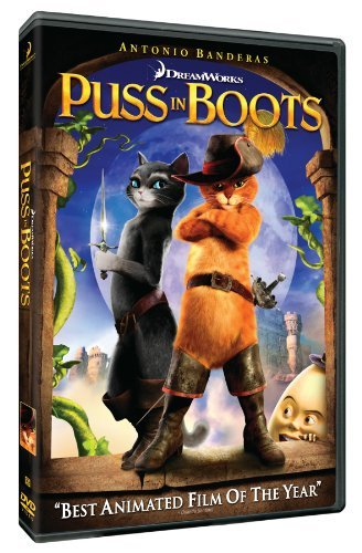 Puss In Boots (2011) Puss In Boots (2011) Pg
