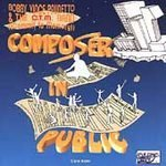 Bobby Vince Paunetto & Commit To Memory Band Composer In Public