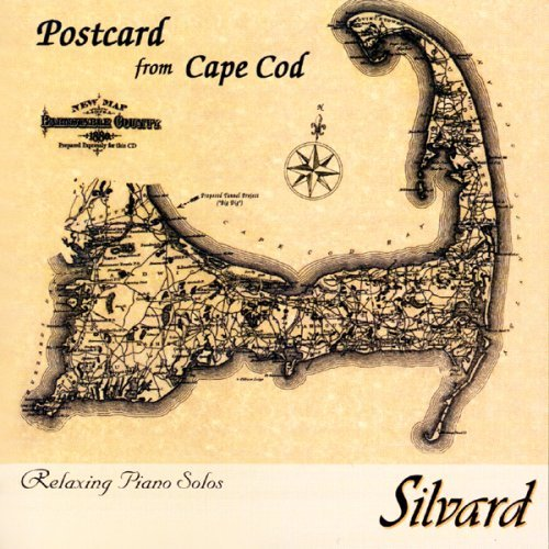 Silvard Postcard From Cape Cod