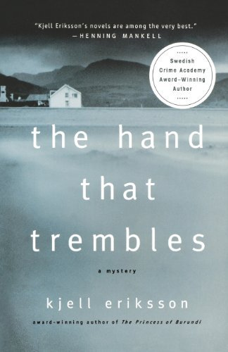 Kjell Eriksson The Hand That Trembles A Mystery