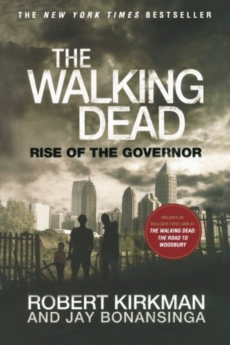 Robert Kirkman Rise Of The Governor