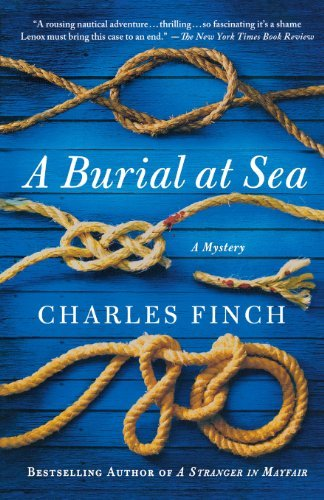 Charles Finch A Burial At Sea