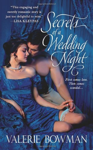 Valerie Bowman Secrets Of A Wedding Night