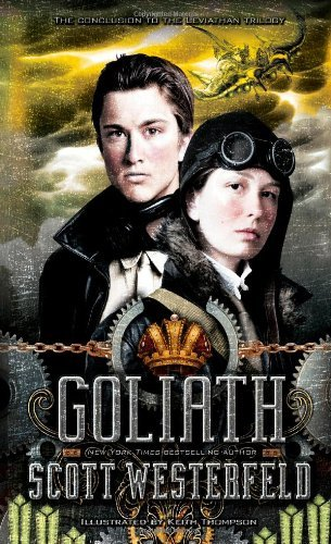 Scott Westerfeld Goliath