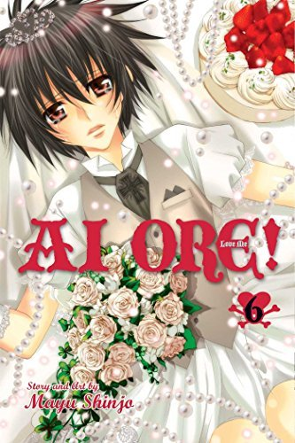Mayu Shinjo Ai Ore! Vol. 6 Love Me! Original