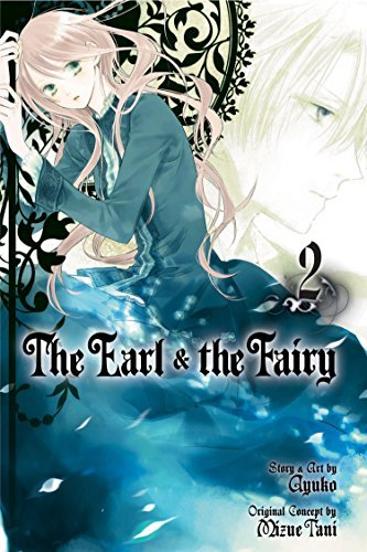 Ayuko The Earl And The Fairy Volume 2