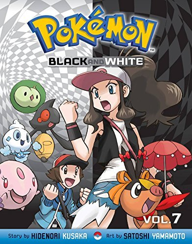 Hidenori Kusaka Pokemon Black And White Vol. 7 Original