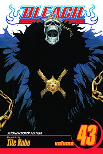 Tite Kubo Bleach Volume 43