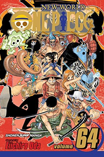 Eiichiro Oda One Piece Volume 64