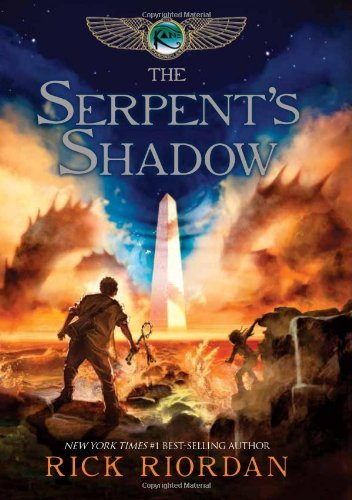 Rick Riordan The Serpent's Shadow