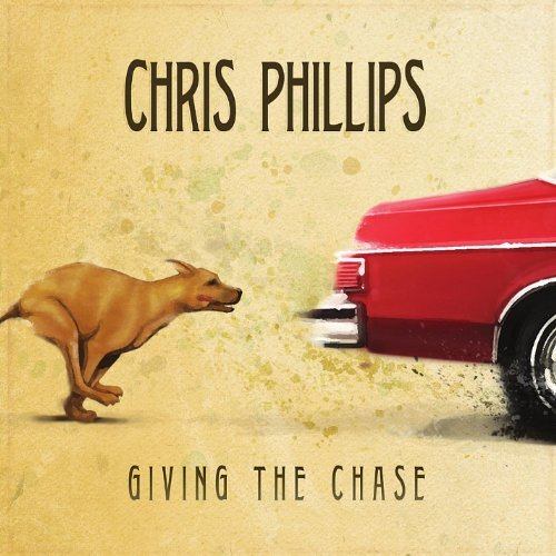 Chris Phillips Giving The Chase