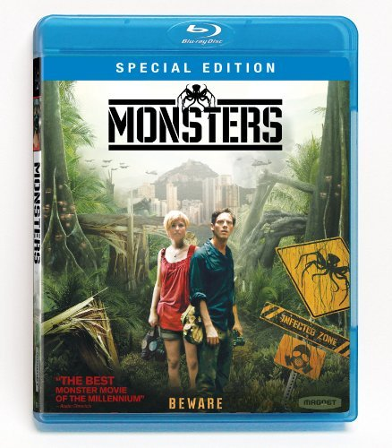 Monsters Monsters Blu Ray Ws R