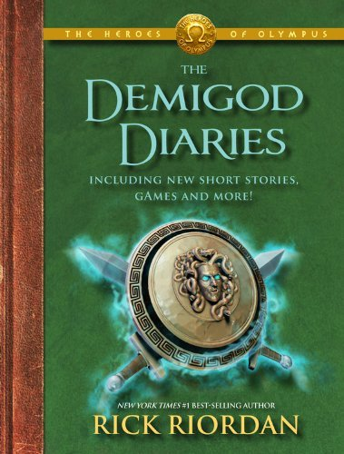 Riordan Rick Demigod Diaries The