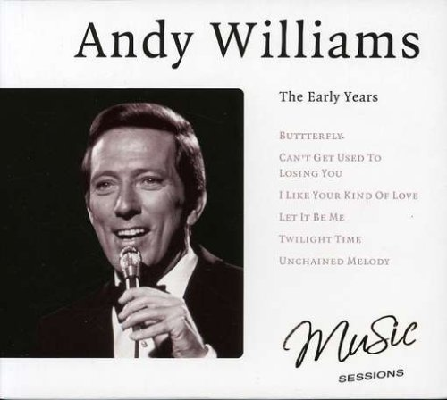 Andy Williams Early Years Import Gbr