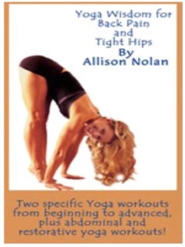 Yoga Wisdom For Back Pain & Ti Yoga Wisdom For Back Pain & Ti Nr