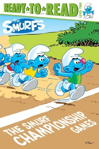 Peyo The Smurf Championship Games
