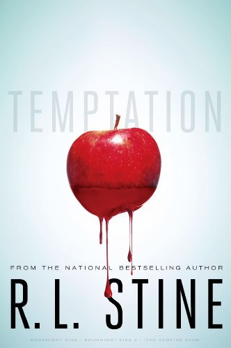 R. L. Stine Temptation Goodnight Kiss Goodnight Kiss 2 The Vampire Club
