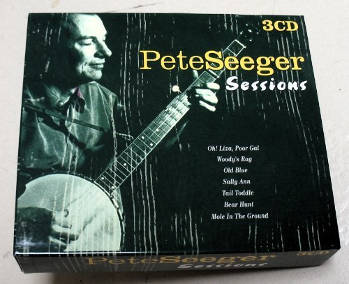 Pete Seeger Sessions Import Gbr 3 CD Set