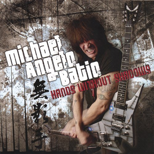 Michael Angelo Batio Hands Without Shadows