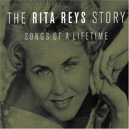 Rita Reys Songs Of A Lifetime Import Nld 4 CD Set