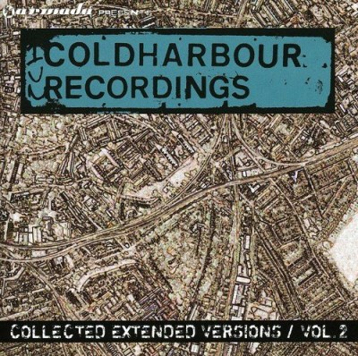 Coldharbour Music Collected Extended Versions 2 Import Eu 2 CD