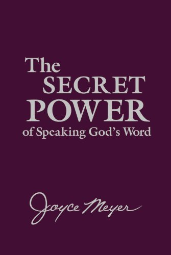 Joyce Meyer The Secret Power Of Speaking God's Word