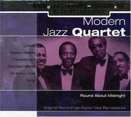 Modern Jazz Quartet Collectors Edition Modern Jazz Import Eu