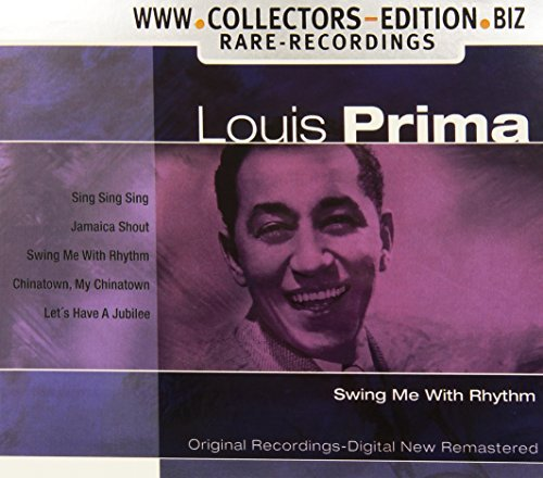 Louis Prima Collectors Edition Louis Prima Import Eu