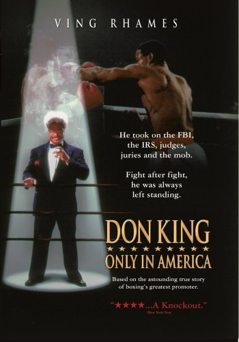 Don King Only In America Piven Devine Rhames DVD R R
