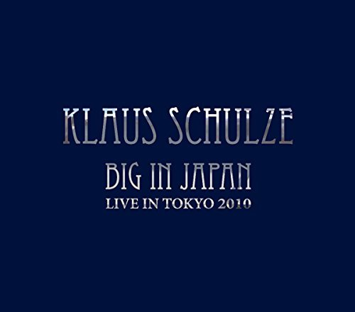 Klaus Schulze Big In Japan American Ed. 2 CD Incl. DVD