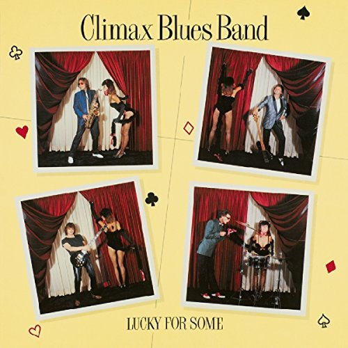 Climax Blues Band Lucky For Some Import Gbr