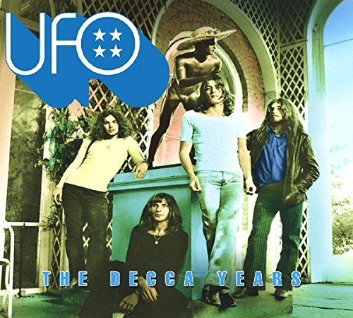 Ufo Best Of The Decca Years 1970 7 Import Eu 2 CD