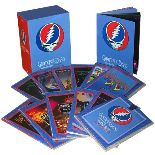 Grateful Dead All The Years Combine The DVD 14dvd