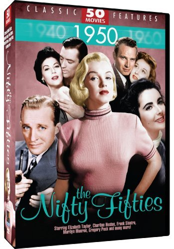 Nifty Fifties 50 Movie Set Nifty Fifties 50 Movie Set Nr 12 DVD