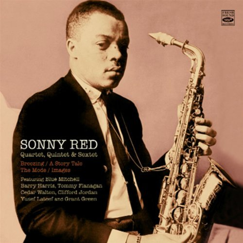 Sonny Red Quartet Quintet & Sextet 2 CD