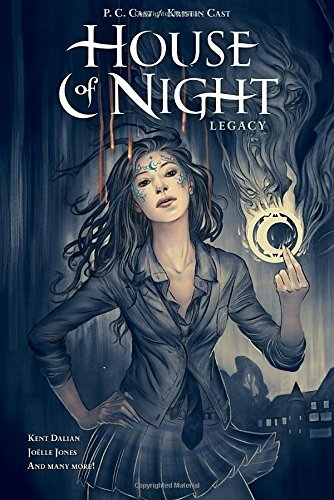 Pc Cast House Of Night Legacy