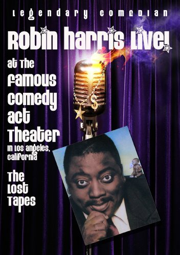 Robin Harris Live At The Famous Comedy Act Nr