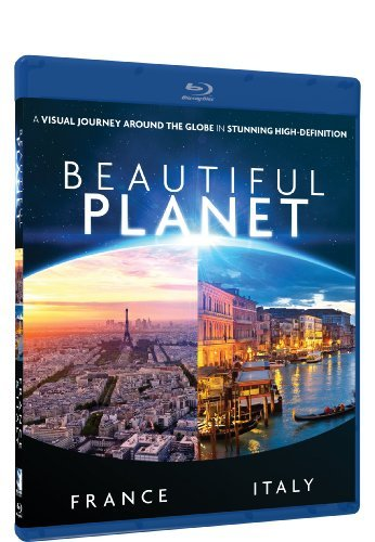France & Italy Beautiful Planet Blu Ray Ws Tvg